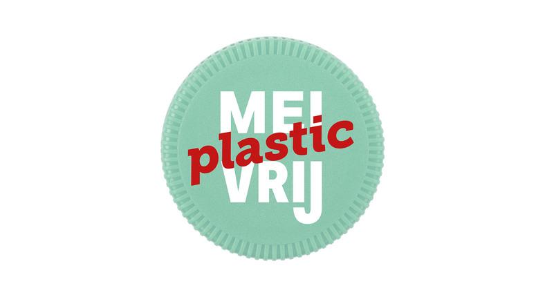 Poster Mei Plastic Vrij